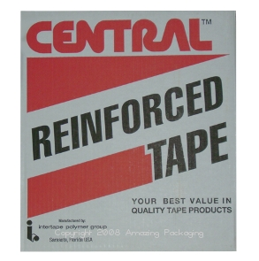 Picture of a case of reinforced tape - Central Brand